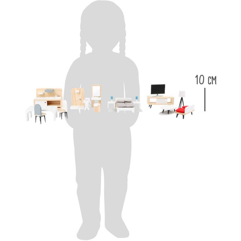 Small Foot Kompletní sada nábytku pro panenky
