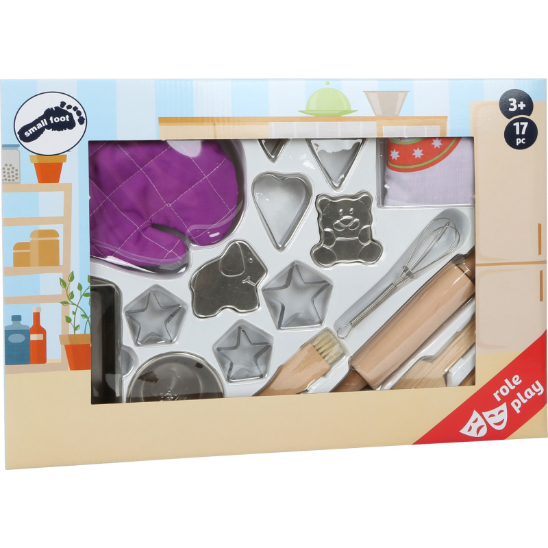 Small Foot Set na pečení Pro