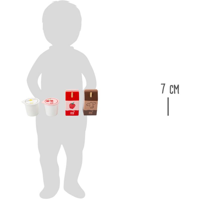 Small Foot Sada mléčných čerstvých výrobků