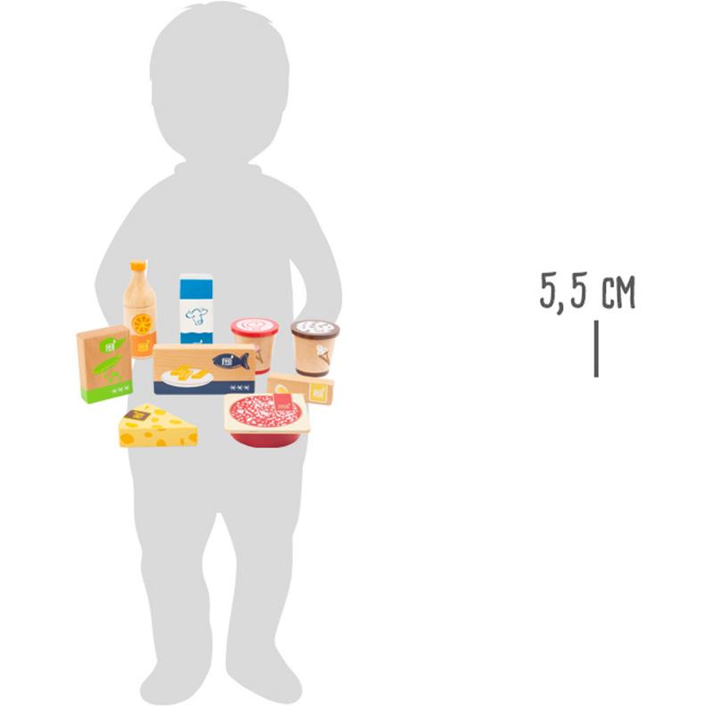 Small Foot Sada studených a zmrazených potravin
