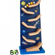 Small Foot Kaskádová dráha Space