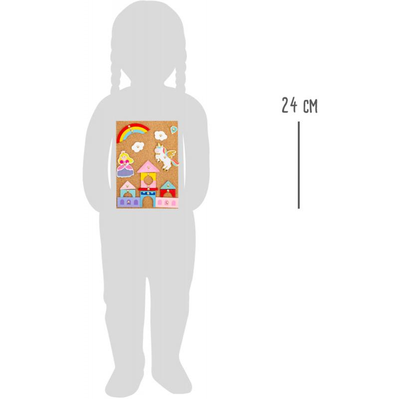 Small Foot Zatloukací hra Jednorožec