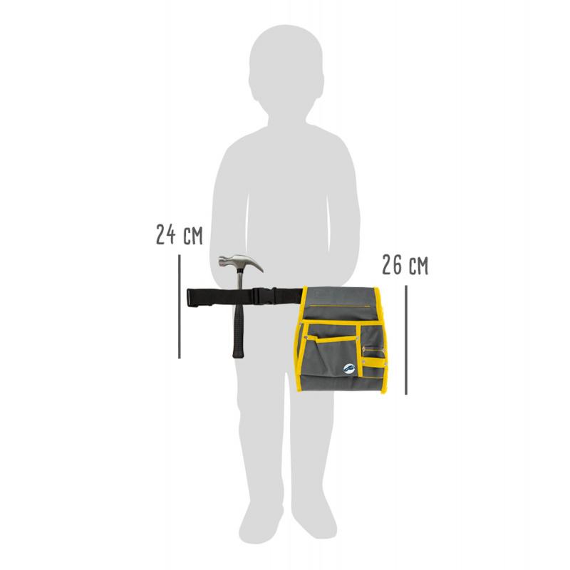 Small Foot Profesjonalna torba narzędziowa z narzędziami