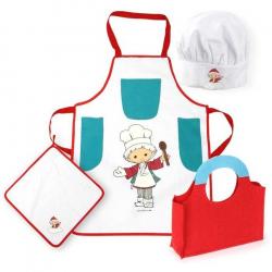 Detská kuchynská sada na varenie