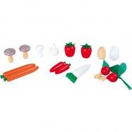 Dřevěné potraviny - Míchaná zelenina