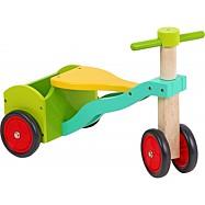 Dřevěné hračky - Odrážedlo trojkolka Nils