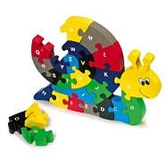 """Puzzle """"Ślimak"""""""