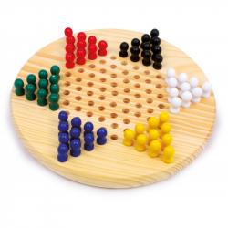 Dřevěné společenské hry - Halma
