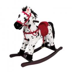 Houpací kůň Tygrovaný strakáč
