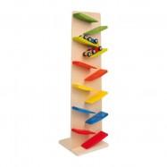 Drevené hračky - Kaskádová veža Zip-Zap, Deluxe