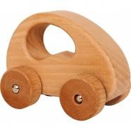 Dřevěné přírodní auto Fernando