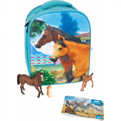 Plecak Animal Planet 3D Horse Small Foot