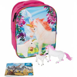 Plecak Animal Planet 3D Unicorn Small Foot