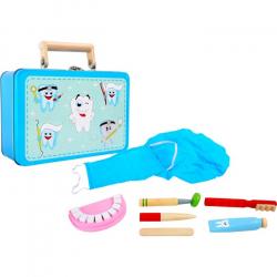 Dětský zubařský set v kufříku