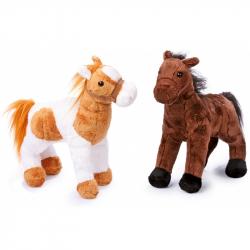 Plyšové hračky kone Penny a Molly