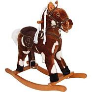 Dřevěný houpací kůň Benny