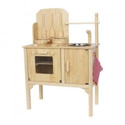 Dětská dřevěná kuchyňka Nature