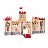 Drevený rytiersky hrad Klassik