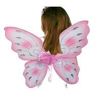 Vílí křídla, růžová 2ks