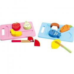 Dřevěné hračky - Krájecí všehochuť