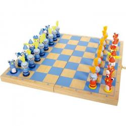 Drevené hry - Šach Rytier