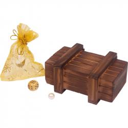 Dřevěný kouzlo Gimmickry