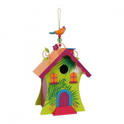 Legler, dekoracje dziecięce - Budka dla ptaków Hawaii