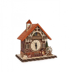 Bytové dekorácie - Hodiny Hrazdený dom