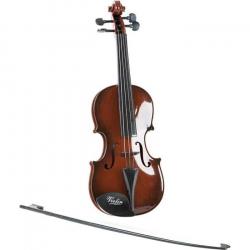 Klasyczne brązowe skrzypce
