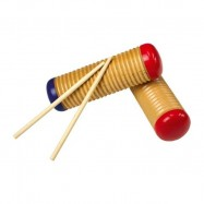 Dětské hudební nástroje - Guiro