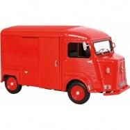 Auto Citroen Typ H model 1:24 červené