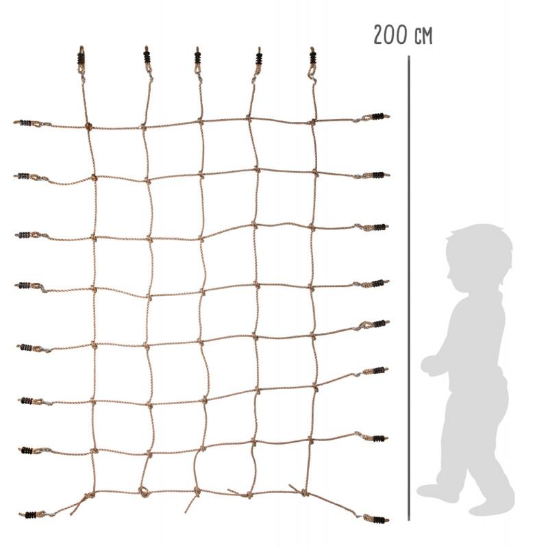 Small Foot Šplhací síť