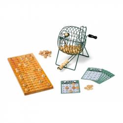 Dřevěné hry - Bingo