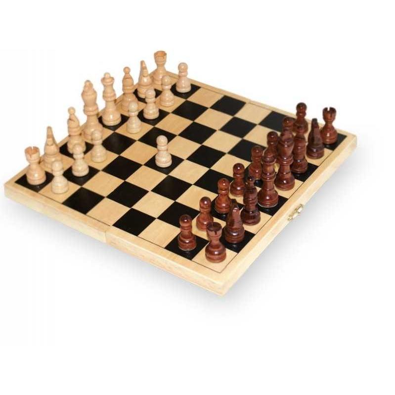 Dřevěné hry - Dřevěné šachy