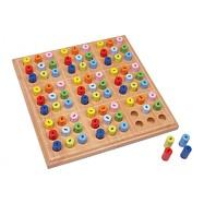 Small Foot Sudoku, kolorowe