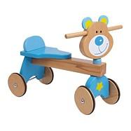 Dřevěné hračky - Dřevěné odrážedlo Medvěd
