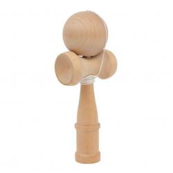Dětská dřevěná hra - Kendama, přírodní