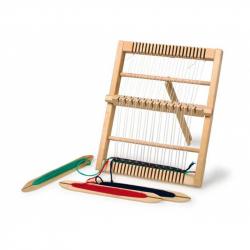 Dřevěné hračky - Tkalcovský stav