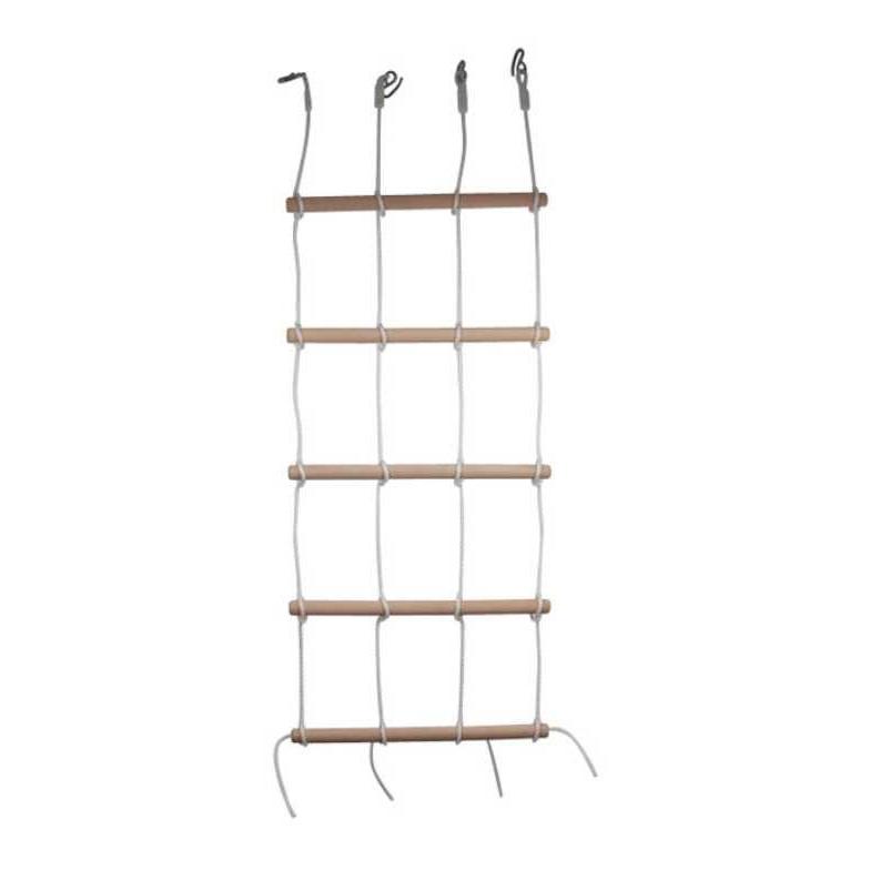 Dřevěné venkovní hračky - Šplhací stěna