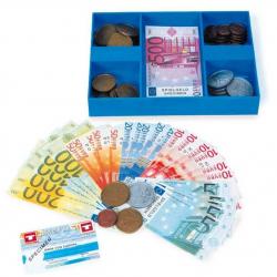 Kazeta s hracími penězi