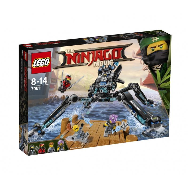 LEGO® Ninjago™ Vodní chodec 70611