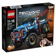 LEGO® Technic Terénní odtahový vůz 6x6 42070