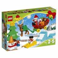 LEGO® DUPLO Santovy Vánoce 10837