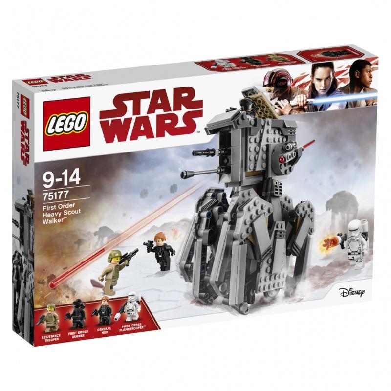 LEGO® Star Wars Těžký průzkumný chodec Prvního řádu 75177