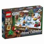 LEGO® City adventní kalendář 60155