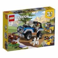 LEGO® CREATOR Dobrodružství ve vnitrozemí 31075