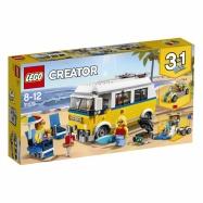 LEGO® CREATOR Surfařská dodávka Sunshine 31079