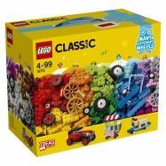 LEGO Classic - Klocki na kółkach 10715