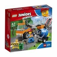 LEGO® JUNIORS Silniční opravářský vůz 10750