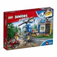 LEGO® JUNIORS Policejní honička v horách 10751